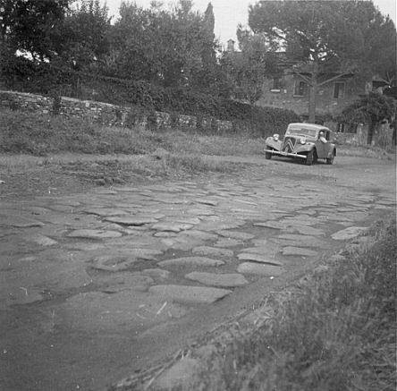Via Appia, Roma